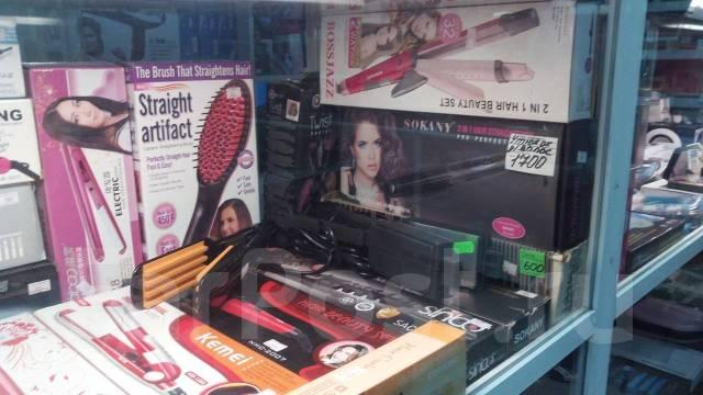 Распродажа утюжков для волос. Акция длится до, 1 октября