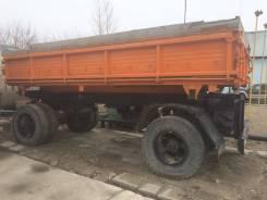 НЕФАЗ 8560-12-02, 2005. Самосвальный прицеп Нефаз, 10 000 кг.