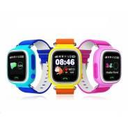 Детские smart-часы с GPS и sim-картой, сенсорный экран, русский язык