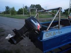 Ока-4. 2015 год год, двигатель подвесной, 40,00л.с., бензин