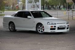 Обвес кузова аэродинамический. Nissan Skyline, HR34, BNR34, ENR34, ER34
