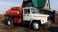 ГАЗ 3309. Продам топливозаправщик , 117 куб. см., 5,00куб. м.