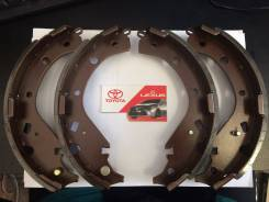 Колодка тормозная барабанная. Toyota RAV4, ZCA25, ACA28, ACA26, ZCA26, CLA21, CLA20, ACA20, ACA23, ACA21 Toyota Camry, ACV30 Двигатели: 1CDFTV, 2AZFE...