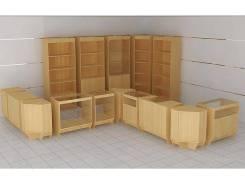Производственная компания предлагает изготовление торговой мебели