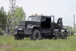 Краз 255. Продаётся седельный тягач КрАЗ-255, 15 000 куб. см., 40 000 кг.