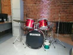 Барабанная ударная установка Brahner