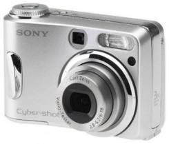 Sony Cyber-shot DSC-S90. 4 - 4.9 Мп, зум: 3х