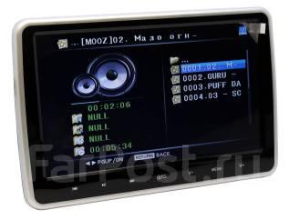 """Монитор на подголовник 10.1"""" с функцией DVD/USB/SD/Game"""