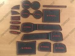 Коврики. Nissan X-Trail, HNT32, HT32, NHT32, NT32, T32 Двигатели: MR20DD, QR25DE, R9M