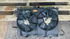 Вентилятор охлаждения радиатора. Mitsubishi Outlander, CU5W, CU2W, CU4W Mitsubishi Airtrek, CU5W, CU2W, CU4W Двигатели: 4G69, 4G63T, 4G64, 4G63