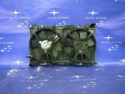 Радиатор охлаждения двигателя. Subaru Forester, SF5 Двигатель EJ205