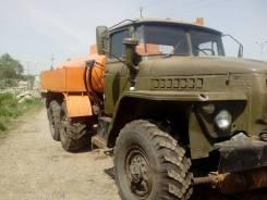 Урал. Бензовоз 1993 г. в., 11 150 куб. см., 6,00куб. м.