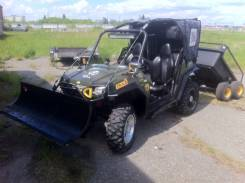 Polaris Ranger RZR 800. исправен, есть птс, с пробегом