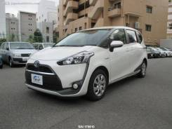 Toyota Sienta. автомат, 1.5, бензин, б/п. Под заказ