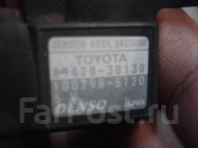 Датчик абсолютного давления. Toyota Verossa, JZX110 Toyota Crown, GBS12, JKS175, JZS171, YXS11, YXS10, JZS175, TSS10, TSS11 Toyota Mark II Wagon Blit...