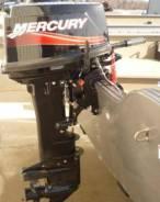 Mercury. 30,00л.с., 2-тактный, бензиновый, нога S (381 мм), Год: 2010 год