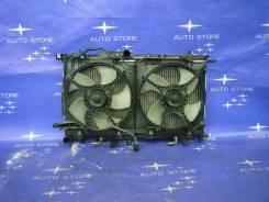 Радиатор охлаждения двигателя. Subaru Legacy B4, BE5 Subaru Legacy, BE5, BH5 Двигатели: EJ20, EJ206, EJ208