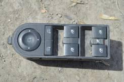 Блок управления стеклоподъемниками. Opel Astra, H