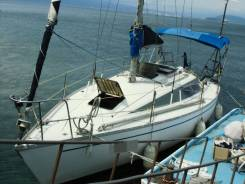 Яхта круизная Van De Fete 30 из Японии. Год: 1982 год. Под заказ
