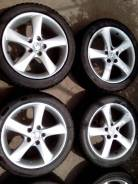 Mazda. 7.0x17, 5x114.30, ET55, ЦО 67,0мм.