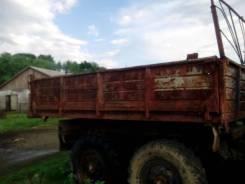 Кузов самосвальный. ГАЗ 53