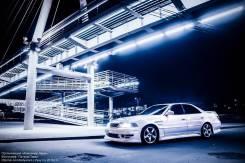 Обвес кузова аэродинамический. Toyota Mark II, JZX100, LX100