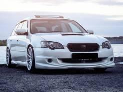 Накладка декоративная. Subaru Legacy B4, BL9, BL5, BLE. Под заказ