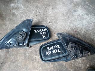 Зеркало заднего вида боковое. Nissan AD, WEY10, VSNY10, VSY10, MVY10, VSGY10, VFGY10, WFNY10, VEY10, WFY10, VENY10, WY10, WT10, WSY10, VY10, VEGY10, V...