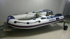 Suzuki. Год: 2008 год, длина 3,00м., двигатель подвесной, 9,90л.с., бензин
