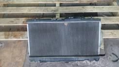 Радиатор охлаждения двигателя. Subaru Legacy, BH5, BE5 Subaru Legacy B4, BE5 Двигатели: EJ20, EJ208, EJ206