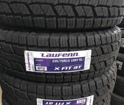Laufenn X FIT AT. Всесезонные, 2017 год, без износа, 4 шт