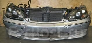 Ноускат. Mercedes-Benz S-Class, W220