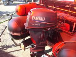 Yamaha. 15,00л.с., 4х тактный, бензин, нога S (381 мм), Год: 2011 год