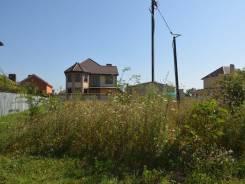 Продаю зем. участок п. Плодородный, ул. Елисейская. 8 соток. 800 кв.м., собственность, электричество, от агентства недвижимости (посредник)