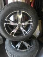 Продам колеса R16. 7.0x16 5x114.30 ET35