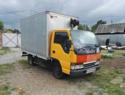 Isuzu Elf. Продам хороший фургон Isuzu Eif, 4 334 куб. см., 2 000 кг.