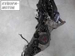 Двигатель (ДВС) на Mercedes A W168 1997-2004 г. г. объем 1.6 л.
