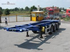 Wielton. Новые полуприцепы контейнеровозы NS3 P40, 33 520 кг. Под заказ