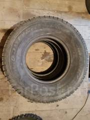 Goodyear Wrangler. Зимние, без шипов, 2013 год, износ: 50%, 4 шт