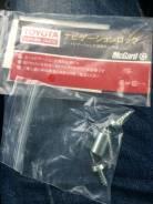 Болты с секреткой для крепления магнитофона. Toyota Belta