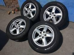 Mazda. 6.5x16, 5x114.30, ET50, ЦО 67,0мм.