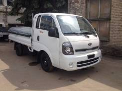 Kia Bongo III. Новый бортовой Kia Bongo 3, Киа бонго, аналог Hyundai Porter 2, Портер, 2 607 куб. см., 995 кг.