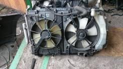 Вентилятор охлаждения радиатора. Honda Edix, DBA-BE8, ABA-BE2, BE1, ABA-BE4, CBA-BE1, BE8, DBA-BE3, BE2, BE3, BE4, ABABE2, ABABE4, CBABE1, DBABE3, DBA...