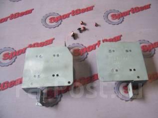 Крепление автомагнитолы. Subaru Forester, SG5, SG9 Двигатели: EJ203, EJ205, EJ255