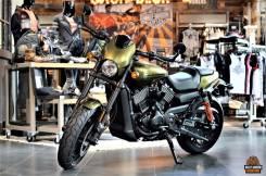 Harley-Davidson Street Rod. 749 куб. см., исправен, птс, без пробега