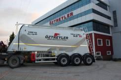 OZTreyler SLB-34. Продается Цементовоз