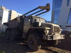 Урал 4320. с ЛБУ-50, 11 150 куб. см., 6 855 кг.