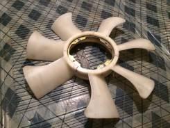 Вентилятор охлаждения радиатора. Nissan Terrano, LBYD21, VBYD21, WBYD21, WHYD21