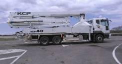 KCP. Продаётся бетононасос , 10 964куб. см., 40,00м. Под заказ