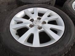 Оригинальные колеса Mazda 205/55R16 лето. 6.5x16 5x114.30 ET52.5
